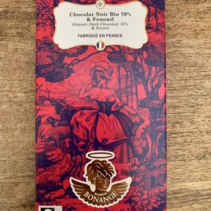 Chocolat Fenouil